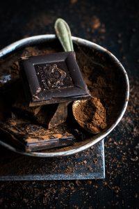 Kakao unterstützt bei Stress