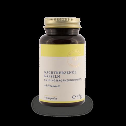 Mag. Doskar Nachtkerzenöl Kapseln mit Vitamin E