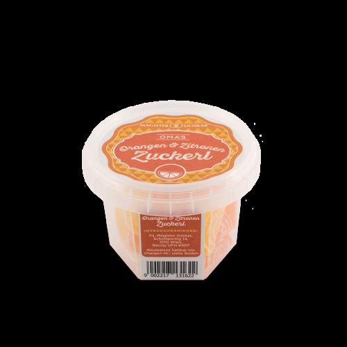 Omas Orangen & Zitronen Zuckerl