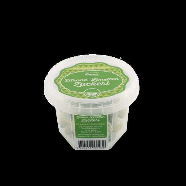 Omas Zitrone-Limette Zuckerl