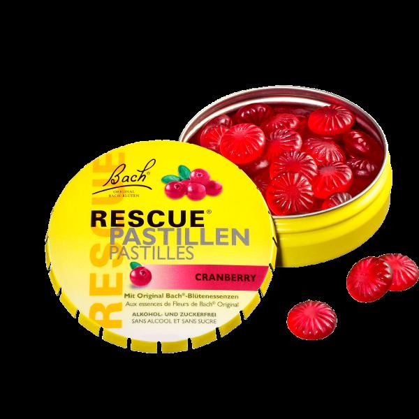 RESCUE® Pastillen Cranberry