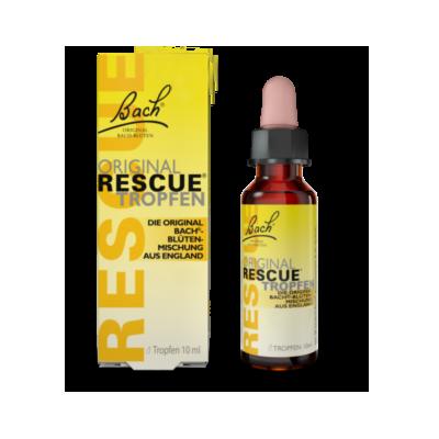 Rescue®-Tropfen 10ml alkoholisch
