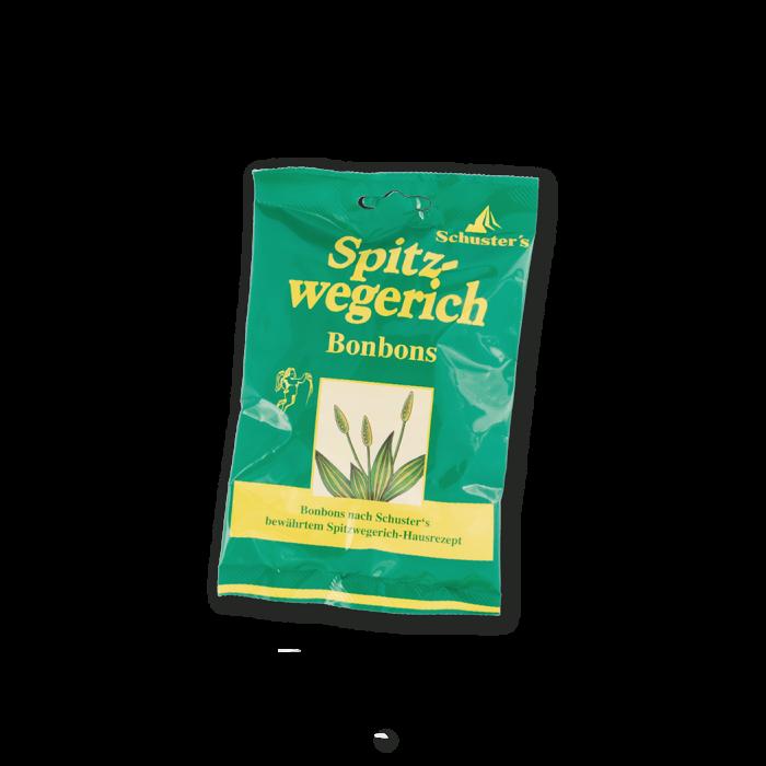 Schusters Spitzwegerich Bonbons