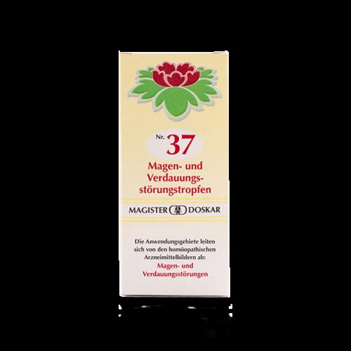 Magister Doskar Homöopathie Nr. 37 Magen- und Verdauungsstörungstropfen
