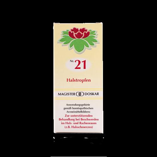 Nr. 21 Halstropfen
