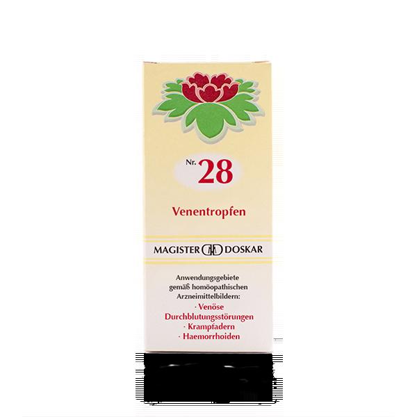 Nr. 28 Venentropfen