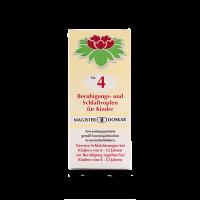 Nr. 4 Beruhigungs- und Schlaftropfen für Kinder