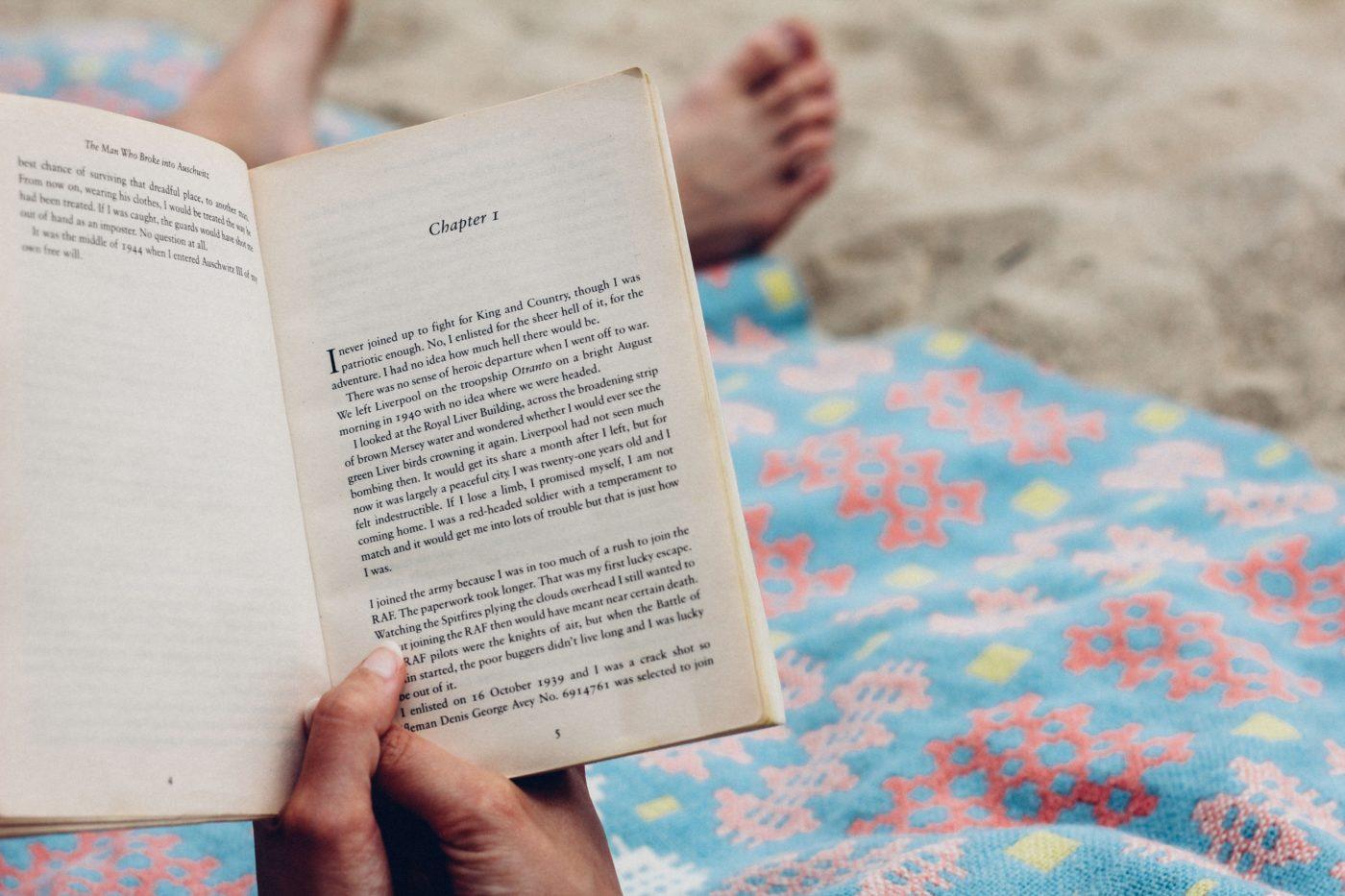 5 insiprierende Bücher für deinen Sommer