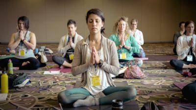 Stress lass nach: Wie Meditation und Achtsamkeit helfen können.