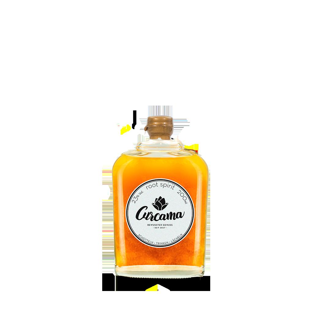 Bio-Curcama-Spirituose 200ml