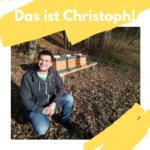 Imker Christoph Tazreiter aus Ferschnitz