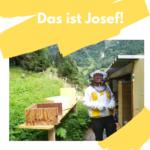 Imker Josef Trausnitz