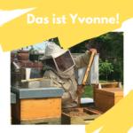 Imkerin Yvonne Wenusch